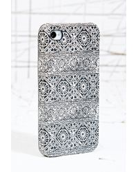 Urban Outfitters Monochrome Iphone 4 Case - Lyst
