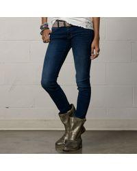 Ralph Lauren Cardingtonwash Skinny Jeans - Lyst