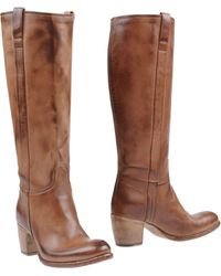 Rocco P Highheeled Boots - Lyst