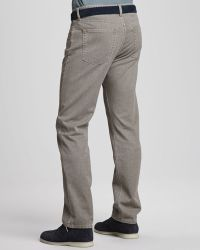 Loro Piana Fivepocket Pants Dark Pumice - Lyst