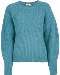 Acne Studios Lillian Rib Sweater - Lyst