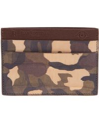 Jean Rousseau - Camouflage Cardholder - Lyst