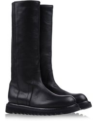 Rick Owens Boots - Lyst