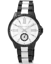 Vince Camuto - Black and White Watch 38mm - Lyst