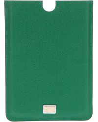 Dolce & Gabbana Mini Ipad Case - Lyst