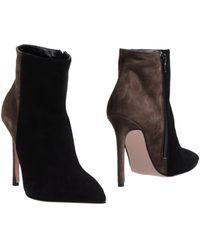 Les Trois Garçons Ankle Boots - Lyst