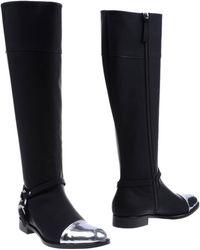 Pollini Boots - Lyst