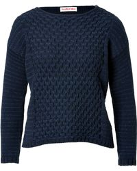 See By Chloé Wool Blend Knit Pullover - Lyst