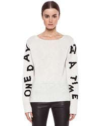 Acne Lupine Sweater - Lyst