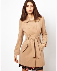 ELEVEN PARIS - Yumi Belted Coat - Lyst