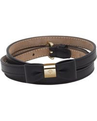 Mulberry B Bow Belt - Lyst