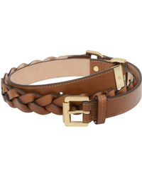 Mulberry | Women's Braided Belt | Lyst