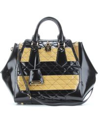 Burberry Prorsum - Patent Leather Tote - Lyst