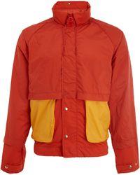 Folk - Orange Nix Shower Proof Jacket - Lyst
