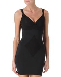 Dmondaine Marilyn Full Slip Black - Lyst
