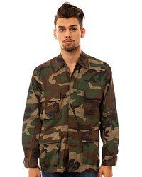 Rothco The Long Sleeve Bdu Shirt - Lyst