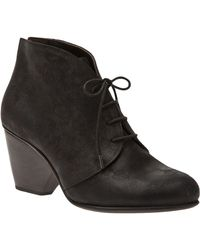 Coclico - Lace Up Bootie - Lyst