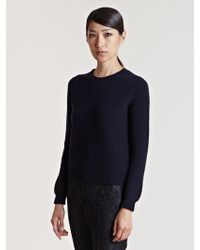 Esk   Ribbed Cashmere Sweater   Lyst