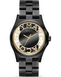 Marc By Marc Jacobs Skeleton Bracelet Watch 40mm - Lyst