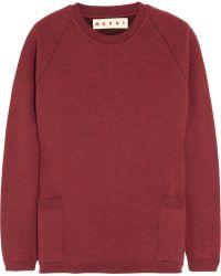 Marni Wool Sweater - Lyst