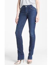 Citizens of Humanity 'Elson' Mid Rise Straight Leg Jeans - Lyst