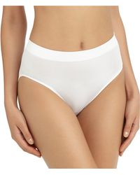 Brooks Brothers Wacoal Seamless High-Cut Brief white - Lyst