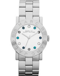 Marc By Marc Jacobs Womens Stainless Steel Bracelet 36mm - Lyst