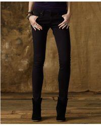 Denim & Supply Ralph Lauren - Jeans Skinny Milan Black Wash - Lyst