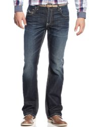 Inc rio low rise boot cut jeans