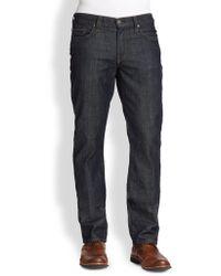 J Brand Darren Relaxed Straight-Leg Jeans - Lyst
