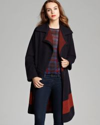 Marc By Marc Jacobs Sweater Coat Sam Wool - Lyst