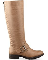 Pink And Pepper - Cleo Wide Calf Boots - Lyst
