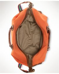 Ralph Lauren - Equestrian Duffle Bag - Lyst