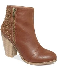 Rampage Valorie Booties - Lyst