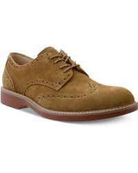 G.H. Bass & Co. Bass Pembroke Wing-Tip Lace-Up Shoes - Lyst