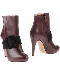Noa Ankle Boots - Lyst