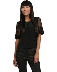 Elizabeth And James Ada Blouse - Lyst