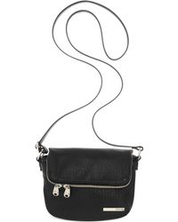 Kenneth Cole Reaction Wooster Street Foldover Flap Mini Bag - Lyst
