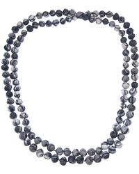 Dosa | Knotted Bead Necklace | Lyst