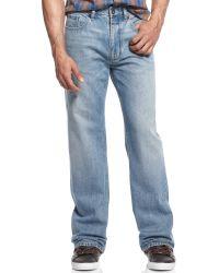Sean John Hamilton Light Wash Jeans - Lyst