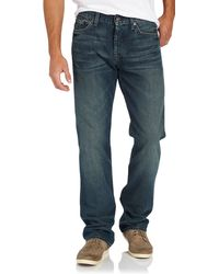 7 For All Mankind Standardcut Straightleg Jeans - Lyst