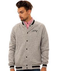 Crooks and Castles - The Thieves Baseball Jacket - Lyst