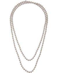 Majorica Pearl Strand Necklace, 60L