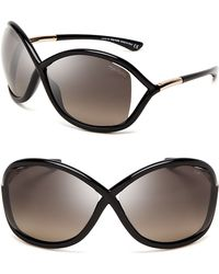 Tom Ford Whitney Polarized Sunglasses - Lyst