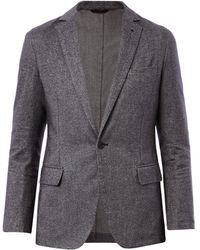 Rake - Tailored Pima Cotton Jacket - Lyst