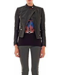 Rika - Nova Leather Biker Jacket - Lyst