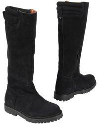 Emporio Armani Boots - Lyst