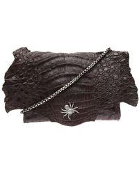 Irit Design - Alligator Mini Bag - Lyst