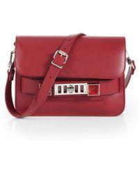Proenza Schouler Ps11 Mini Classic Shoulder Bag - Lyst