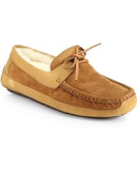 Ugg Byron Loafer Slippers - Lyst